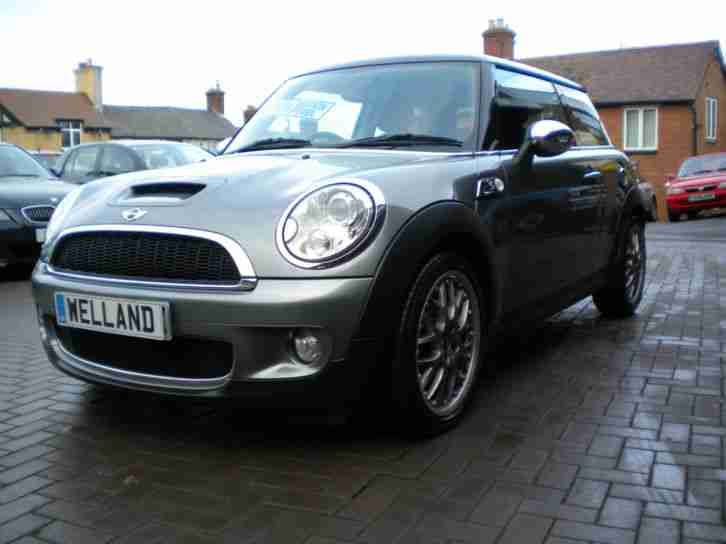 mini 2006 56 cooper s 1 6 chilli pack 175 bhp car for sale. Black Bedroom Furniture Sets. Home Design Ideas