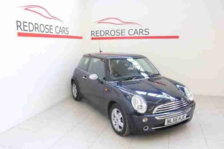 2006 56 MINI HATCH COOPER 1.6 COOPER 3D 114 BHP