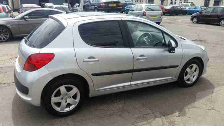 2006 56 PEUGEOT 207 SE 87 1.4 PETROL,MOT AIRCON,PAN.ROOF GOOD CONDITION THRU OUT