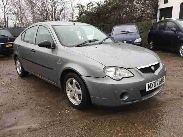 2006 56 Proton GEN-2 1.6 GSX 60000 Miles, Black With Leather Trim