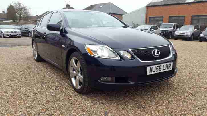 2006 56 REG LEXUS GS 300 3.0 SE L, FLSH, SAT NAV, XENONS, CAMERA, LEATHER