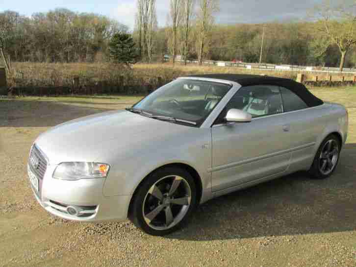 2006, 56 REG NEW SHAPE, AUDI A4 2.0 TDI