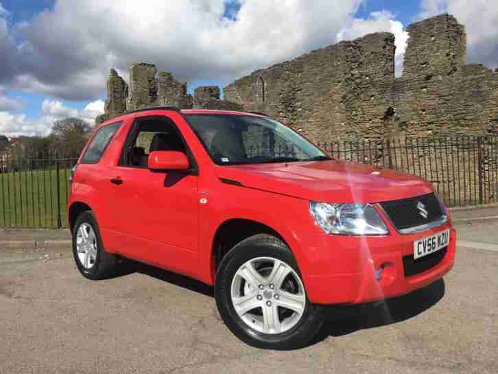 2006 56 Suzuki Grand Vitara 1.6 VVT + *Only 19,000 Miles!*