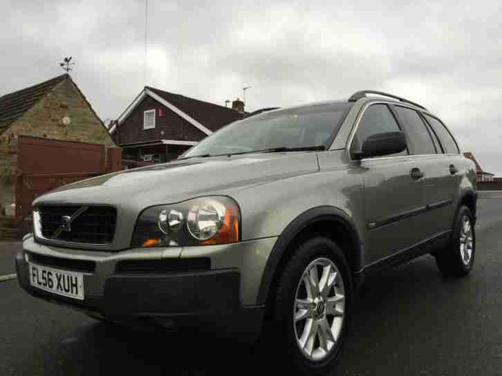 2006 56 XC90 2.4 D5 SE GEARTRONIC AWD