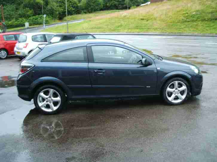 2006 56 Vauxhall Astra 1.9CDTi 16v ( 150ps ) Sport SRi 3d **SEPTEMBER OFFER**