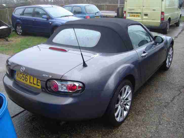 2006(56) mazda mx5 2.0 sport convertible new shape ,spares or repairs