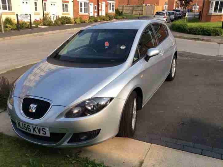 2006 56 plate LEON SE GREY 1.6 only