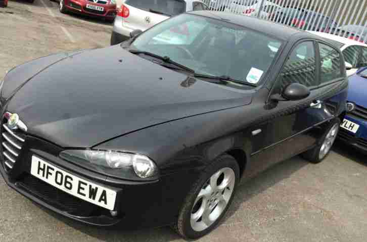 alfa romeo 2006 147 1 9 jtd lusso 150bhp non runner spares or repair. Black Bedroom Furniture Sets. Home Design Ideas