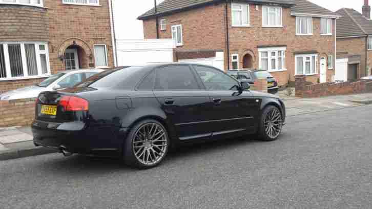 Audi A4. Audi Car From United Kingdom