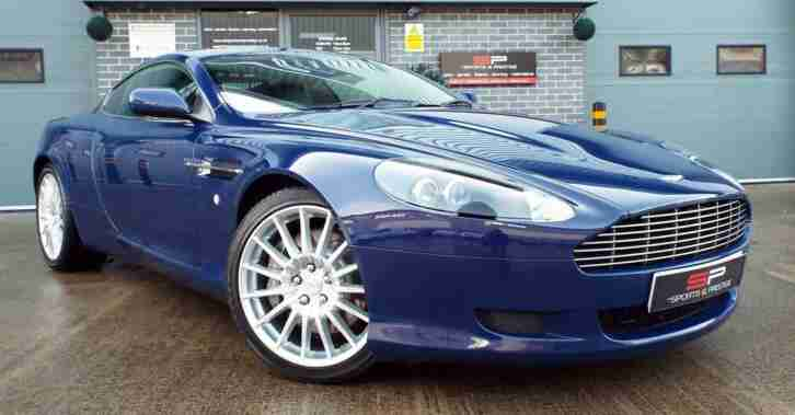 2006 DB9 Coupe 5.9 V12 Special