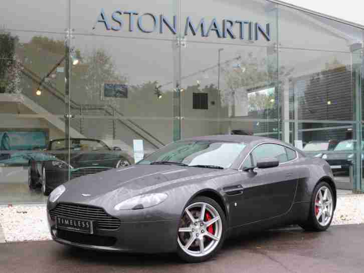 2006 Aston Martin Vantage Petrol grey Manual