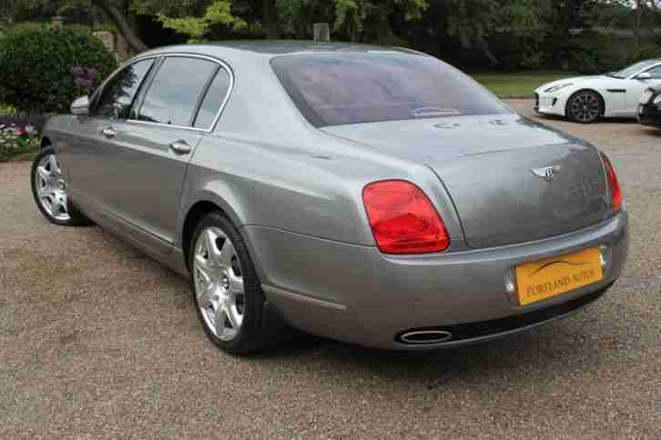 2006 BENTLEY CONTINENTAL FLYING SPUR 6.0 MULLINER GREAT SPEC IMMACULATE CONDITIO