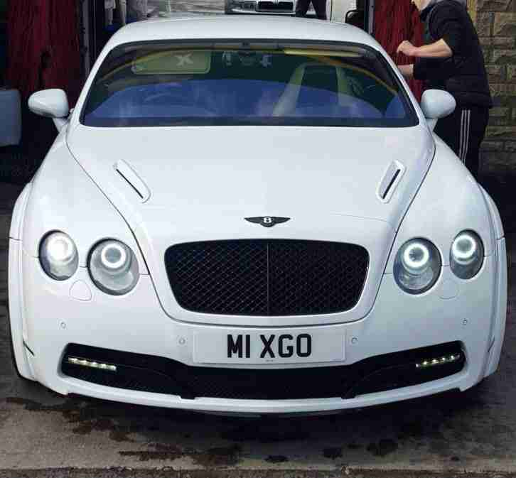 Bentley Used Cars For Sale By Owner: Bentley 2006 CONTINENTAL GT TITAN EDITION 9 6.0 W12 SATNAV