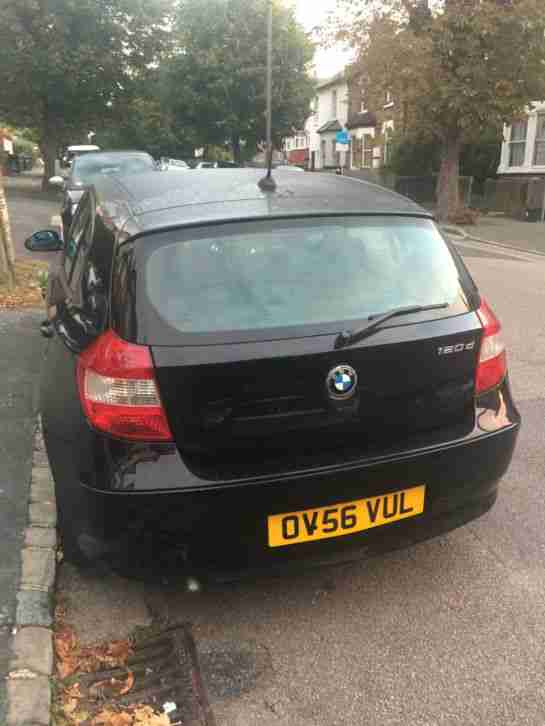 2006 BMW 1 series120D SPORT BLACK