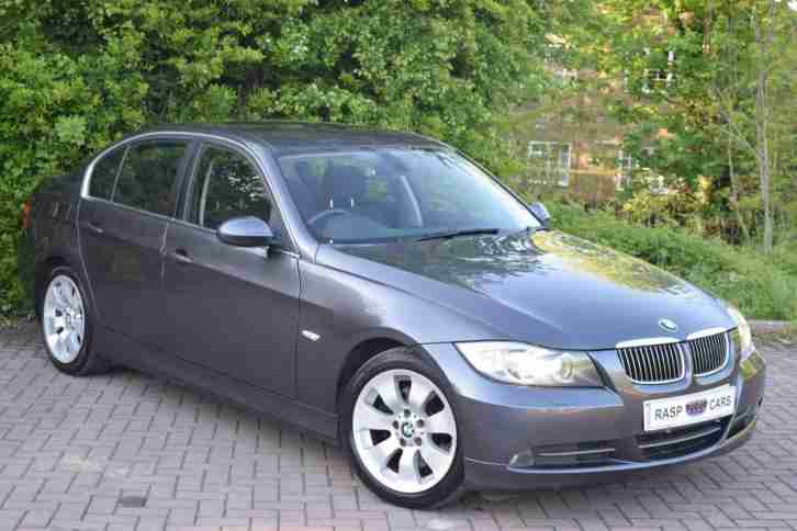 2006 BMW 330D SE Saloon 4dr Xenons 2 Owners Manual 6 Speed 330 d Diesel