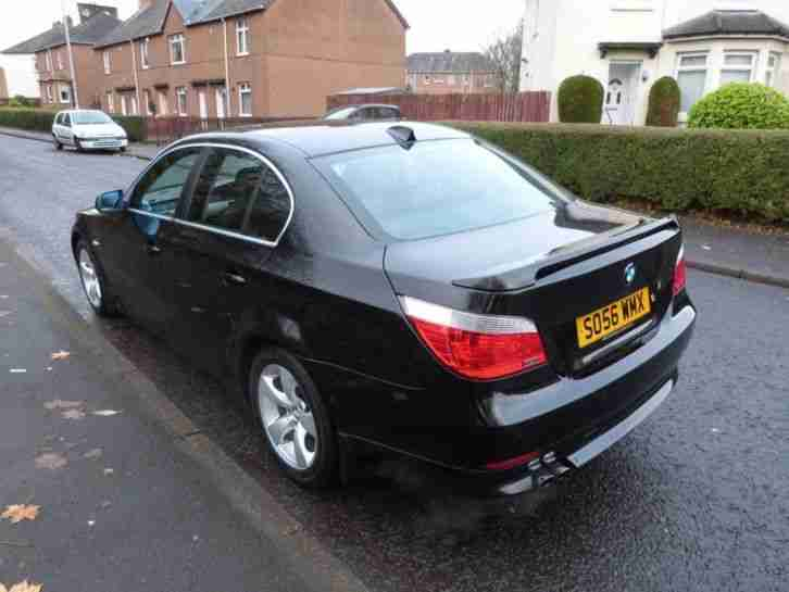 2006 BMW 5 Series 2.5 523i SE 4dr