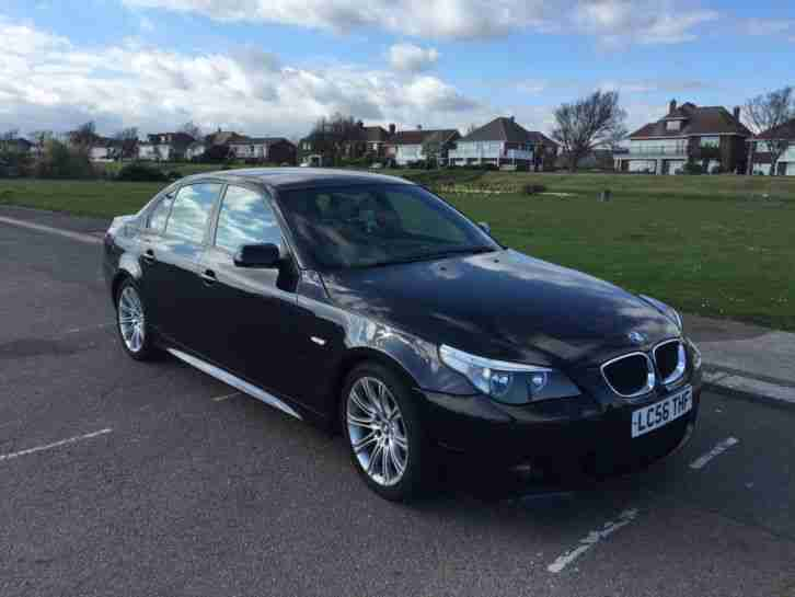 BMW 520D Car From United Kingdom