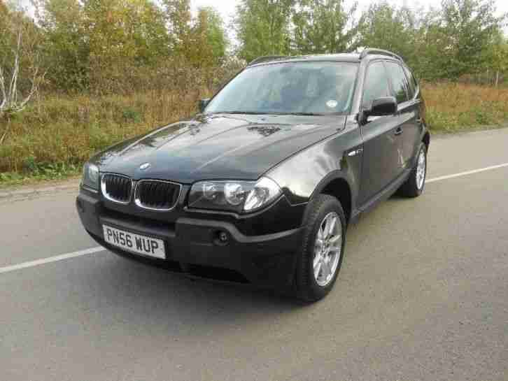 BMW X3 2.0d - great used cars portal for sale.