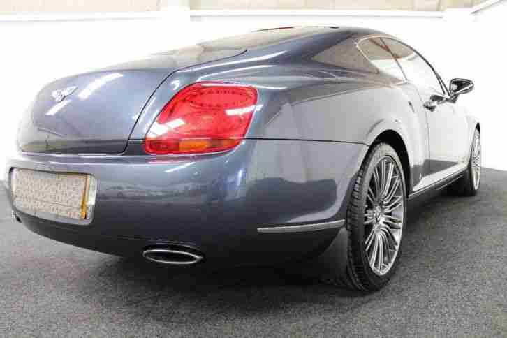 2006 Bentley Continental 6.0 GT 2dr