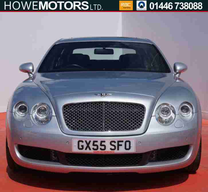 Bentley 2006 Continental Flying Spur 6.0 W12 4dr Saloon