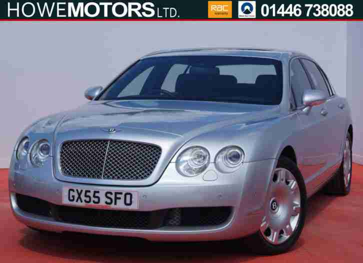 2006 Bentley Continental Flying Spur 6.0 W12 4dr Saloon Auto 64,000 MILES FSH