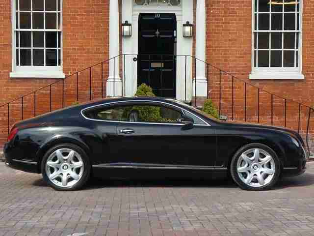2006 Bentley Continental GT Petrol Black Automatic