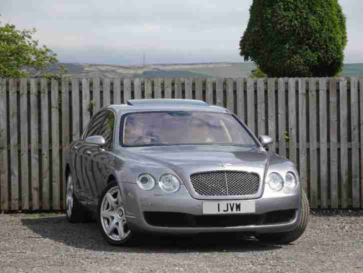 2006 Bentley Flying Spur 6.0 4dr