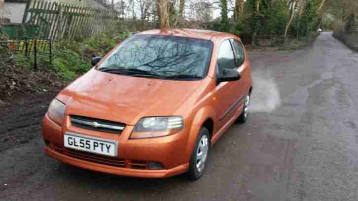 2006 Chevrolet Kalos 106 206 Saxo Clio Corsa Car For