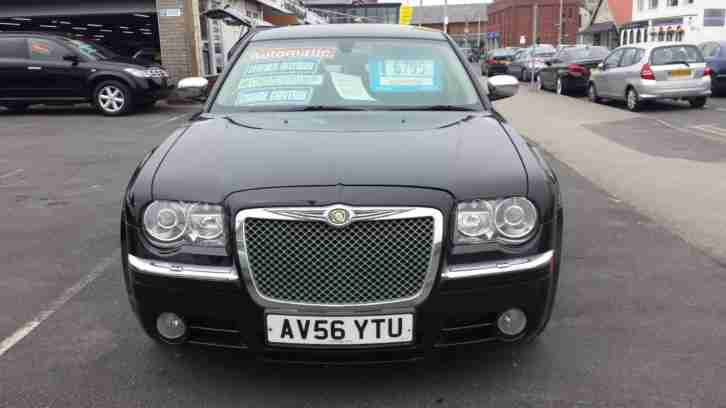 2006 CHRYSLER 300C 3.0 CRD RHD DIESEL AUTOMATIC PRIVACY GLASS GREY LEATHER SEATS