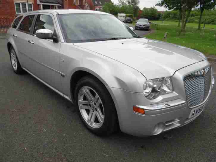 Chrysler 2006 300c crd auto 3 0 diesel silver full service for Chrysler 300c diesel