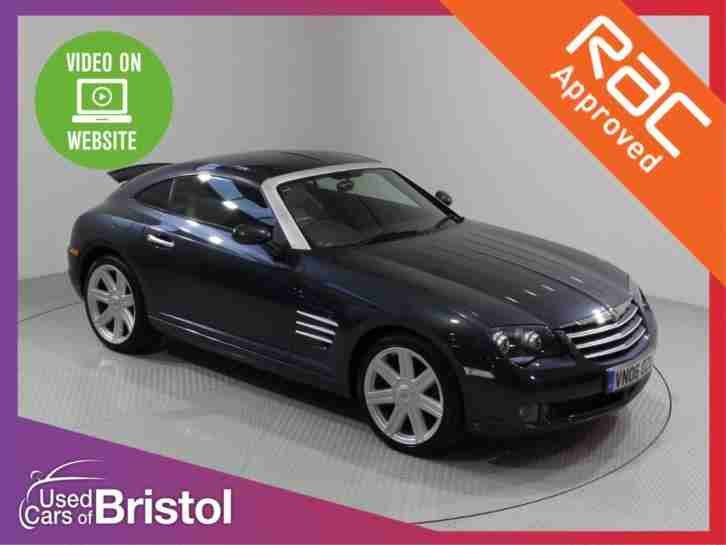 2006 CROSSFIRE 3.2 2DR COUPE PETROL