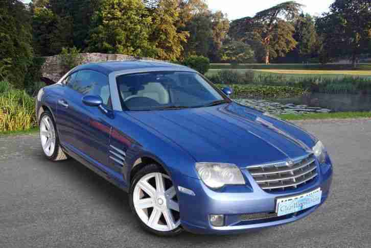 2006 CROSSFIRE 3.2 2dr