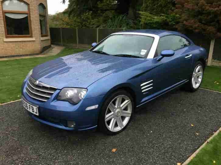 2006 CROSSFIRE 3.2 LONG MOT RUNS