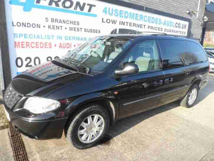 2006 CHRYSLER GRAND VOYAGER LIMITED MPV DIESEL