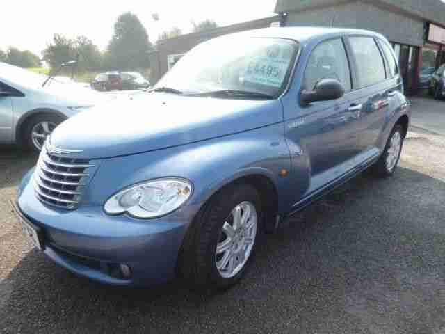 chrysler 2006 pt cruiser 2 2 crd touring car for sale. Black Bedroom Furniture Sets. Home Design Ideas