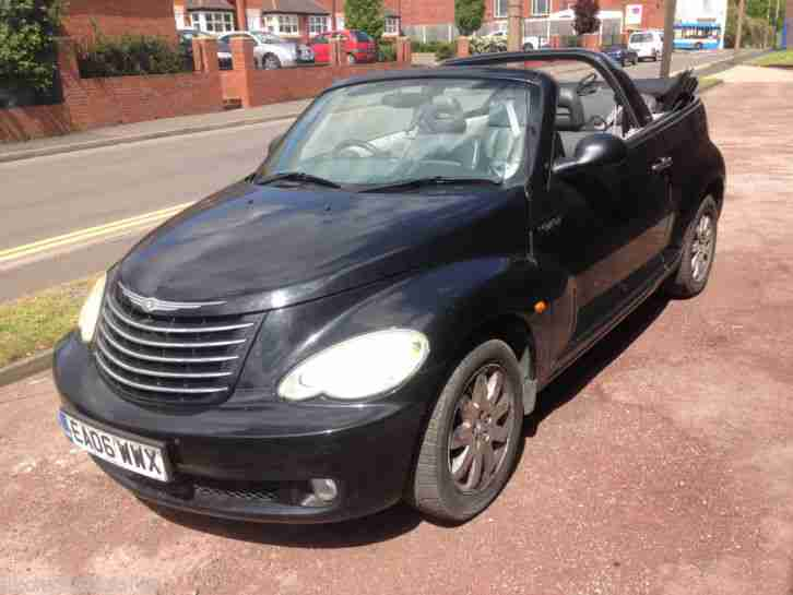 2006 PT CRUISER CONVERTIBLE LIMITED
