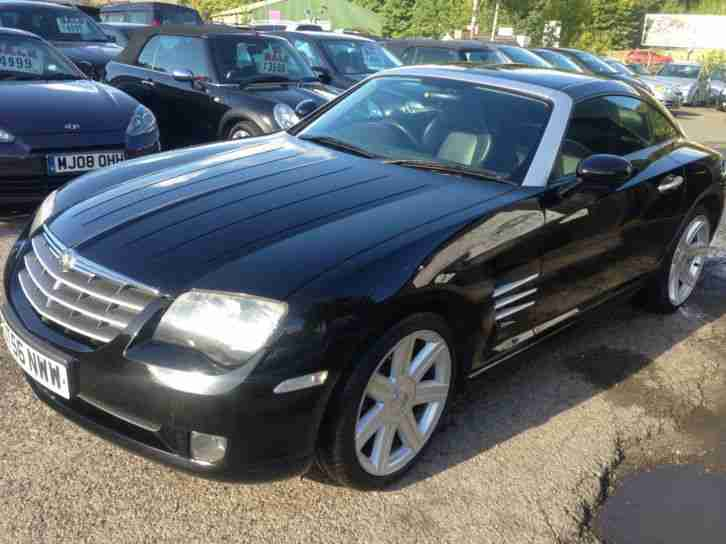 2006 Chrysler Crossfire 3.2 BLACK