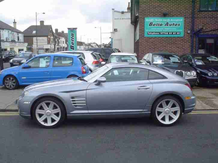 chrysler 2006 crossfire 3 2 v6 2dr auto 2 door coupe car for sale. Black Bedroom Furniture Sets. Home Design Ideas
