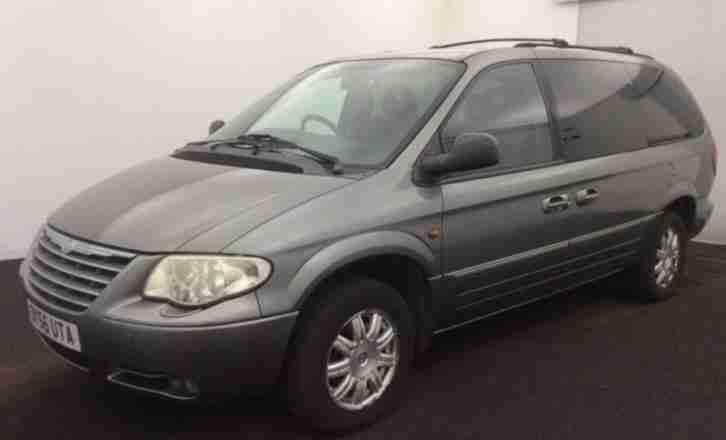 2006 Chrysler Grand Voyager 3.3 Limited 5dr