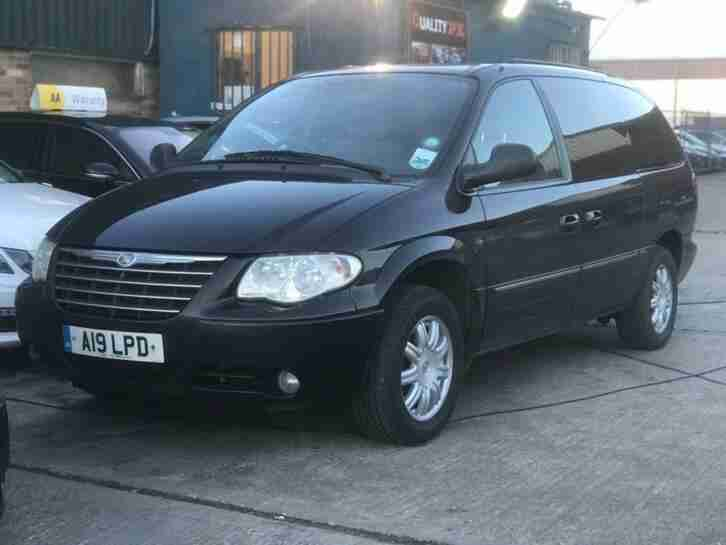 2006 Chrysler Grand Voyager 3.3 Limited XS 5dr