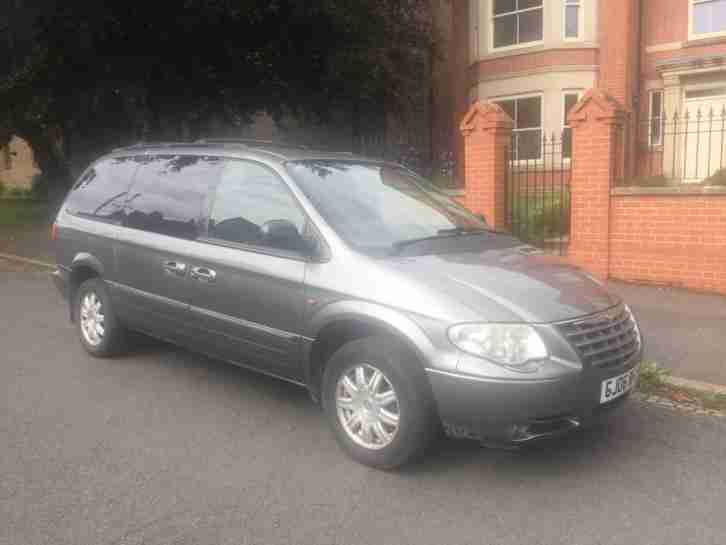 2006 Grand Voyager Ltd XS Auto 5