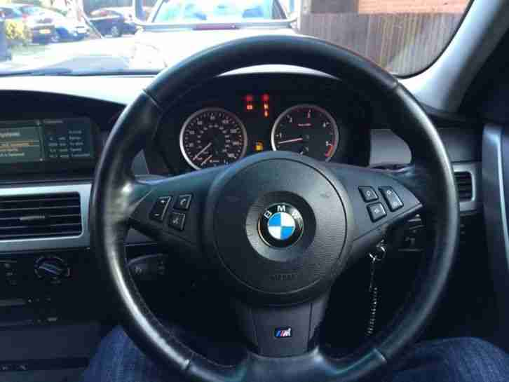 bmw 2006 e60 525d manual salvage damaged repairable low miles 78k. Black Bedroom Furniture Sets. Home Design Ideas