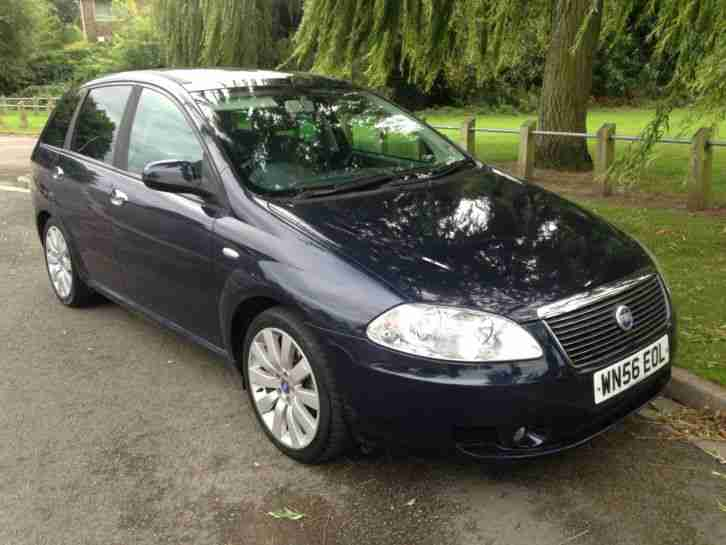 Fiat CROMA. Fiat car from United Kingdom