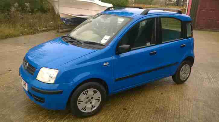2006 FIAT PANDA DYNAMIC BLUE *LOW MILEAGE*