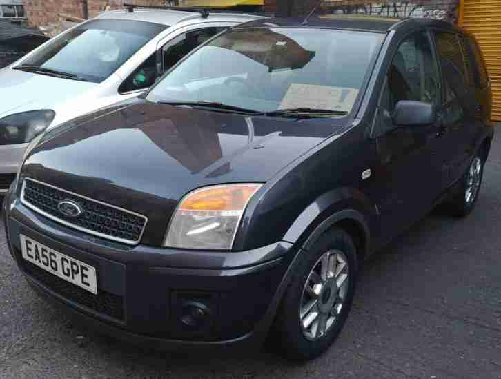 2006 FORD FIESTA FUSION 1.4 tdci only 89k long mot
