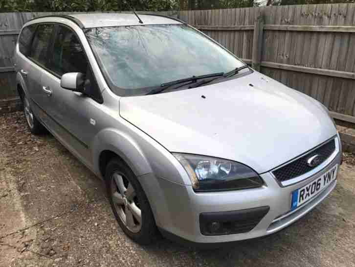 2006 FOCUS ZETEC 1.6 TDCI DIESEL ESTATE
