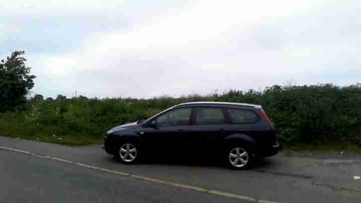 2006 FORD FOCUS ZETEC TDCI GREY
