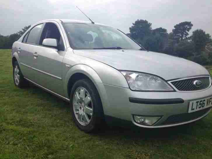 2006 FORD MONDEO ZETEC TDCI WITH SAT NAV LOVELY CLEAN CAR