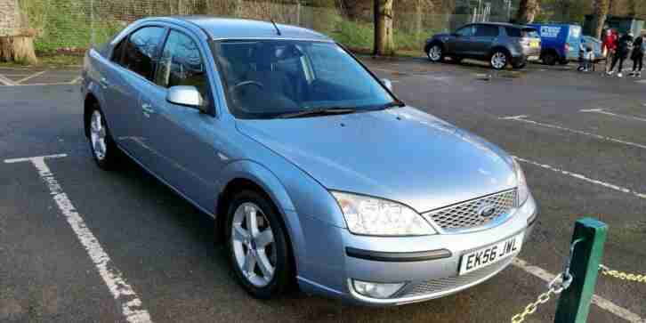 Ford Mondeo. Kia car from United Kingdom