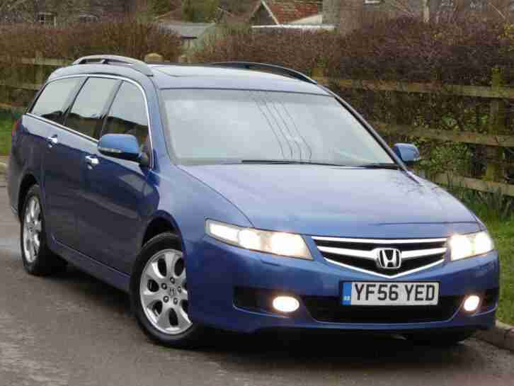 2006 Accord 2.2 i CTDi Estate Sat Nav